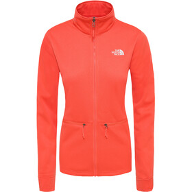 The North Face Tanken Chaqueta Triclimate Mujer, new taupe green/radiant orange